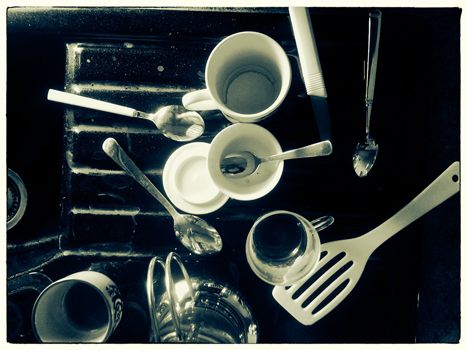 stilllife #24 ↪ cups and spoons